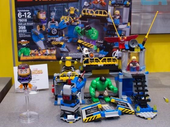 LEGO phát triển chất liệu thân thiện môi trường ảnh 1