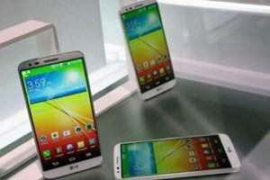 LG tìm lại vị thế hãng điện thoại thứ 3 thế giới ảnh 1