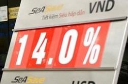 Lãi suất huy động đồng loạt về mức 14%/năm? ảnh 1