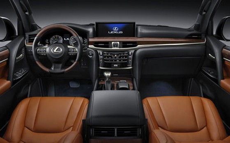 Lexus Việt Nam ra mắt LX570 mới 2016 ảnh 2