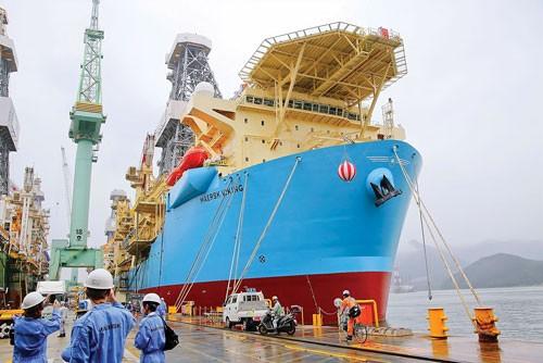 Công nghiệp đóng tàu Hàn Quốc (K2): Thách thức ngôi quán quân ảnh 1