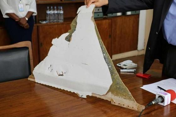 Điều tra mảnh vỡ nghi của MH370 ảnh 1