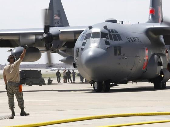 Rơi máy bay C-130 ở Afghanistan, 12 người chết ảnh 1