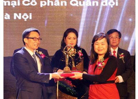 MB nhận giải Chất lượng Quốc tế Châu Á-TBD ảnh 1