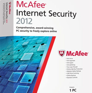 McAfee ra mắt sản phẩm diệt virus 2012 ảnh 1