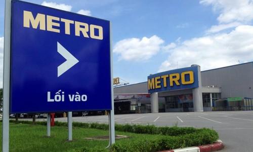 Metro Việt Nam bị truy thu thuế 500 tỷ đồng ảnh 1