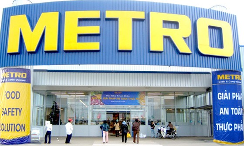 Metro Việt Nam được bán giá 879 triệu USD ảnh 1