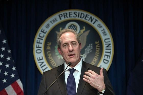 Đại diện Hoa Kỳ bác ý tưởng đàm phán lại TPP ảnh 1