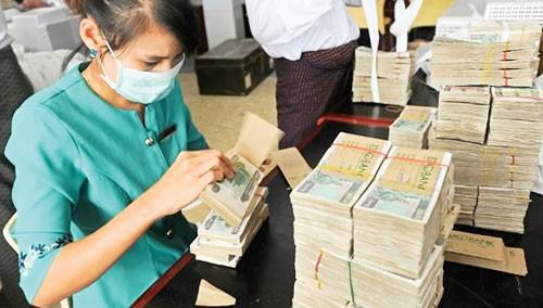 Thách thức ngân hàng Myanmar ảnh 1