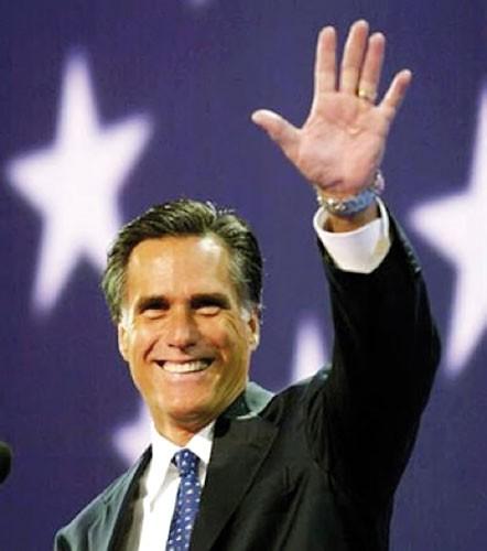 Mitt Romney - Người thay đổi cuộc chơi ảnh 1
