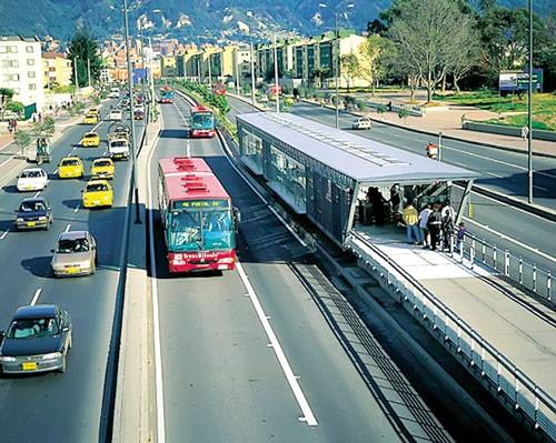 Curitiba và hệ thống xe buýt nhanh BRT ảnh 1