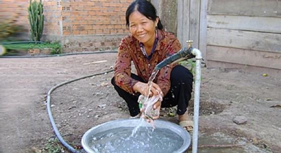 Cần 1,3 tỷ USD/năm cho nước sạch nông thôn ảnh 1