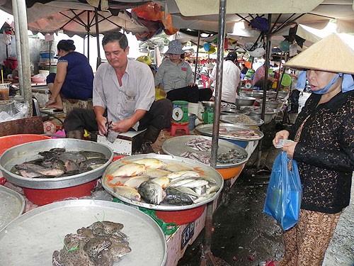 Thực phẩm giảm giá, sức mua vẫn yếu ảnh 1