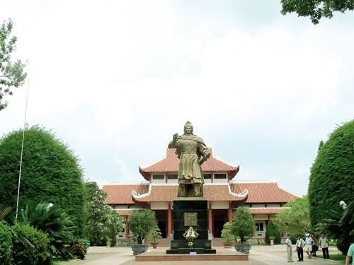 Đàn tế trời, khí tiết Nguyễn Huệ ảnh 3