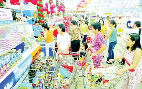 Thói quen mua sắm đang thay đổi ảnh 1