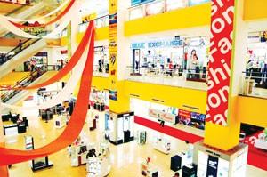 Nơi mua sắm và giải trí ảnh 1