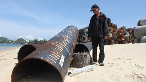 Ì ạch Vân Phong: Thiệt hại 160 triệu USD/năm ảnh 1