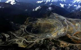 Mỏ vàng lớn nhất thế giới đóng cửa ảnh 1