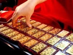 Chiều 28-10: Vàng quay đầu hạ 250.000 đồng ảnh 1