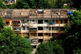 Nhà nước làm chủ đầu tư cải tạo chung cư cũ ảnh 1