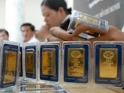 Ngày 28-11: Giá vàng tăng 500.000 đồng ảnh 1