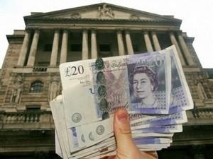 BoE có thể giữ lãi suất thấp kỷ lục 0,5% ảnh 1