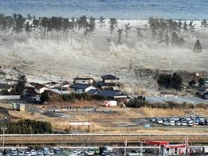 2011 bảo hiểm thiên tai toàn cầu 105 tỷ USD ảnh 1