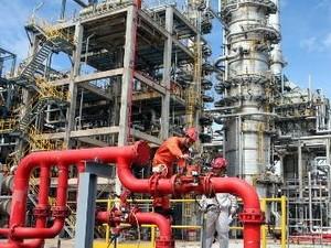 Lọc dầu Dung Quất hoạt động lại hết công suất ảnh 1