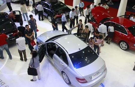 Thị trường ô tô: Chưa thể hồi sinh ảnh 1