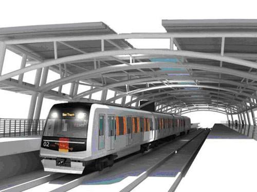 Sắp khởi công metro Bến Thành-Suối Tiên ảnh 1