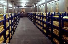 Hồng Công mở cửa kho dự trữ vàng lớn nhất ảnh 1