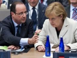 Đức, Pháp cam kết bảo vệ eurozone ảnh 1