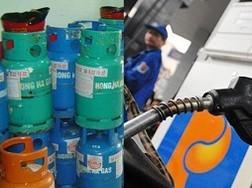 Xăng, gas trực chờ tăng giá ảnh 1