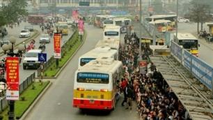 JICA giúp cải thiện giao thông công cộng Hà Nội ảnh 1
