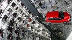Xây bãi đỗ xe 3.200m² tại Đông Anh ảnh 1