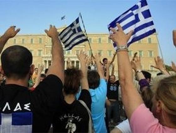 S&P hạ triển vọng Hy Lạp xuống tiêu cực ảnh 1
