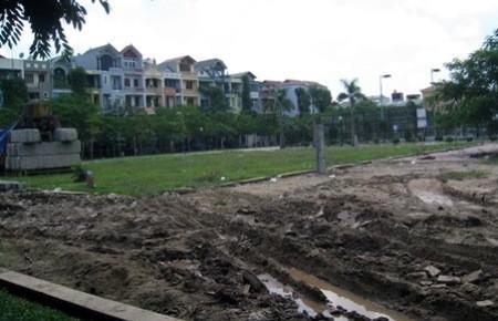 Hà Nội: Giao đất ở tối thiểu phải 40m2 ảnh 1