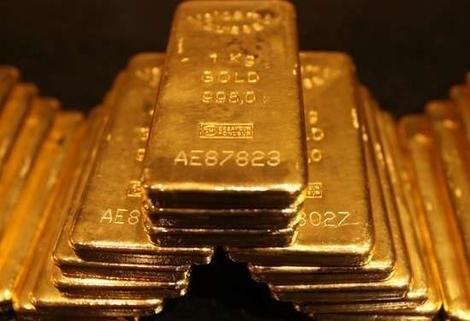 Đổ tiền vào vàng: Dấu hiệu những rủi ro ảnh 1