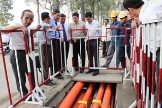 TPHCM: Triển khai 19 dự án ngầm hóa lưới điện ảnh 1