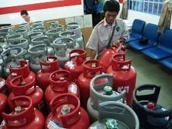 1-10: Gas tăng 16.000 đồng/bình 12 kg ảnh 1