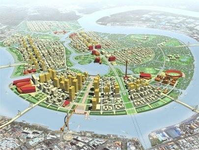 10.000 tỉ đồng xây 4 tuyến đường khu Thủ Thiêm ảnh 1