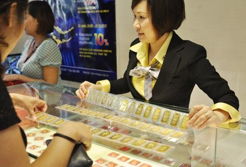 Đầu tuần, vàng áp sát ngưỡng 46 triệu đồng ảnh 1
