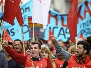 Quý III: Eurozone chính thức trở lại suy thoái ảnh 1