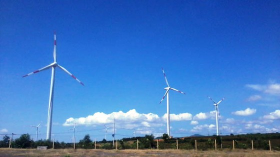 Ngắc ngoải điện gió ảnh 1