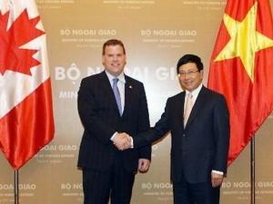 Canada giúp Việt Nam cải cách hệ thống NH ảnh 1