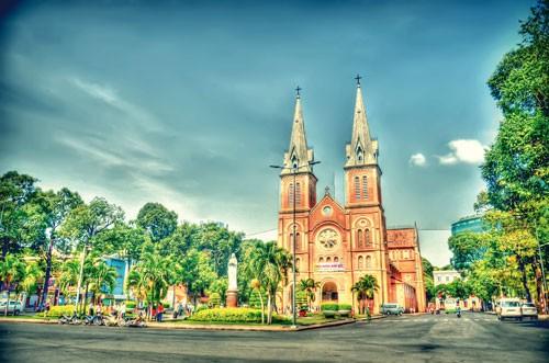 Sài Gòn Những công trình trăm năm ảnh 4
