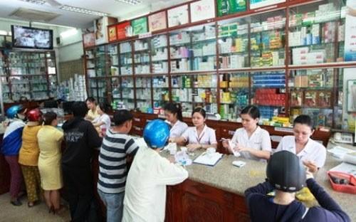 Ngăn chặn thuốc ngoại thâu tóm thị trường ảnh 1