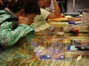 Đầu tuần, vàng SJC giảm 400.000 đồng ảnh 1