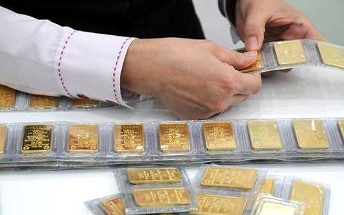 Chưa phát hiện sai phạm quản lý thị trường vàng ảnh 1