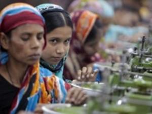 Bangladesh nâng kim ngạch xuất khẩu dệt may ảnh 1